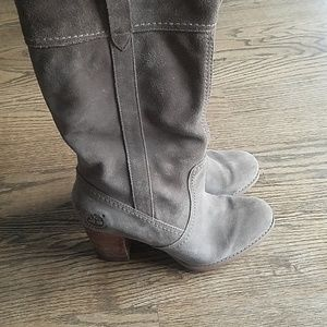 Timberland boots timber dry waterproof woman's 8